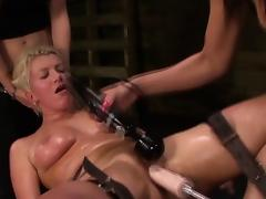 Fetish subs cunt fucked
