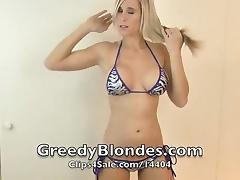 Bikini Humiliation from Princess Lyne