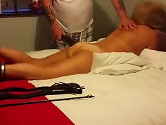 Bondage, Amateur, BDSM, Bondage, Punishment, Spanking