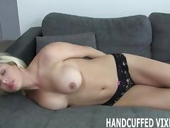 Handcuffs, BDSM, Bondage, Femdom, POV, Handcuffs