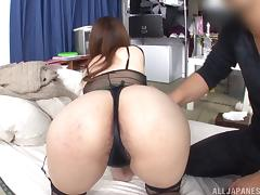 Big Tits, Asian, Big Tits, Blowjob, Couple, Cowgirl