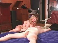 Bondage, Bondage, Handjob