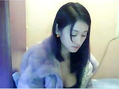 Best amateur video with asian, solo, webcam, strip scenes