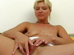 Hairy Blonde Solo