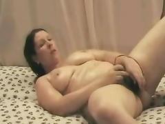 Freundin masturbiert 2