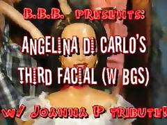 Angelina DiCarlo third facial