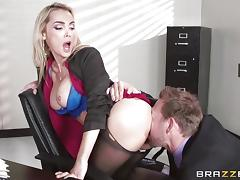Secretary, Horny, Naughty, Office, Secretary