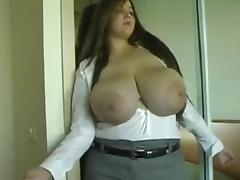 BBW, BBW, Nipples, Outdoor