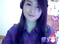 Beauty girl webcam No.2901 - Asian masturbation live Webcam No.2901 - Asian Webcam 2015012901