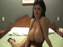 big boobs latina