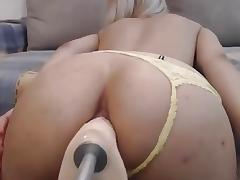 Anal Sex-Toy Solo