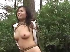 Bondage, Army, Asian, BDSM, Bondage, Bound