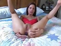 amateur MILF gets sodomized by beautiful cock #25