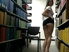 Perky, Big Tits, Bitch, Boobs, Librarian, Masturbation