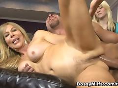 Erica Lauren in My Wife Caught Me Assfucking Her Mother #6