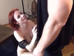 Big amateur cock vid shows me enjoy mmf threesome