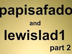 HARD POUNDING OF XTUBE USER LEWISLAD1 BY PAPISAFADO