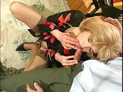 Russian mature M.S.C. #011 - Tira