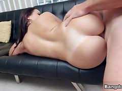Julianna Vega in Julianna Vega Get's Railed Video