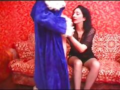Sexy older lady with a hot mouth and wet pussy gets laid