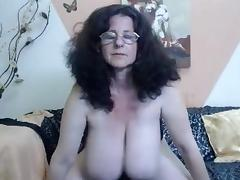 Big Tits, Big Tits, Mature, Webcam, Romanian