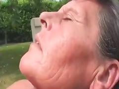 Grandma, Amateur, Granny, Hardcore, Horny, Mature