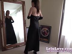 Gloves, Amateur, Boots, Gloves, Heels, Mirror