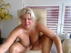 BBW, Amateur, BBW, Big Tits, Blonde, Masturbation