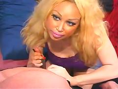 Mature Blonde silicone doll prostitute