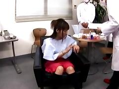 Asian lady receives fooled in beauty saloon 2