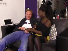 Chocolate, Babe, Black, Ebony, Interracial, Penis