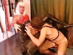 German domina gets kinky