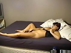 Sd - dirty talking milf veronica in another sextape with her man adam