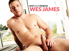NextdoorMale - Wes James XXX Video
