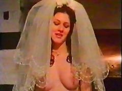 Bride, Bride, German, Group, Orgy, Wedding