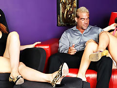 Shiela Marie, Lux May in Wanna Fuck My Daughter Gotta Fuck Me First #05, Scene #01