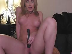 All, Blonde, Cunt, Fingering, Glamour, HD