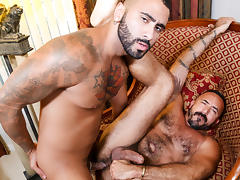 Alessio Romero & Rikk York in Half Hearted Part 4 Video