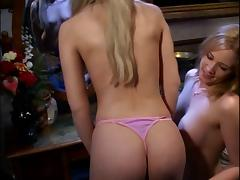 Lesbian sex is always playful and very hot to watch