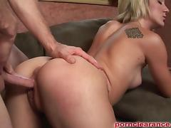 All, Blonde, Blowjob, Couple, Cum, Cumshot