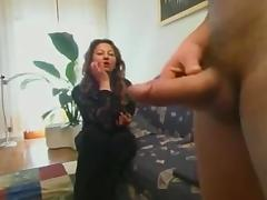 Amateur housewife wants her husband so much