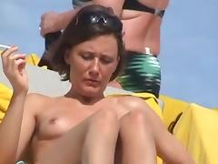 beach girl 003 incredible french wife topless punta cana
