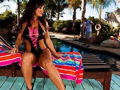 Lisa Ann In Butts 101, Scene 2