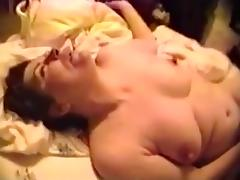Mature white wife with fat ass is hungry for my dick
