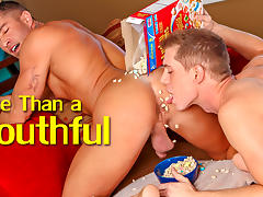 Cody Cummings & Jayden Ellis in More Than A Mouthful XXX Video