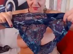 mature blonde nr 555 on web cam