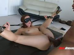 Blindfolded, Anal, Assfucking, Asshole, Big Cock, Blindfolded