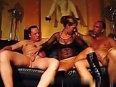 Wife has a threesome with her husband and his best friend
