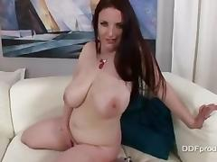Angela White Masturbation