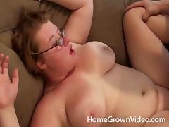 Fat Orgy, Banging, BBW, Chubby, Chunky, Fat